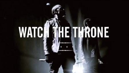 Kanye West and Jay-Z's Watch The Throne Tour is coming to the UK